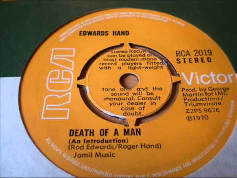 EDWARDS HAND - Death of a man