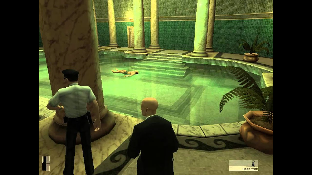 Hitman Contracts Traditional Of Trades Youtube