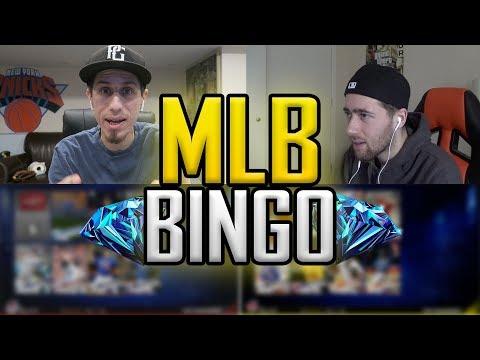 99 LEGEND DIAMOND PULL! MLB BINGO vs. KEVINGOHD - MLB 17 The Show Diamond Dynasty Pack Opening