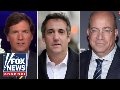 New Audio: CNN chief Jeff Zucker cozies up to Michael Cohen