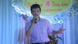Huyền thoại Hồ Núi Cốc - Triệu Phong tại đám cưới