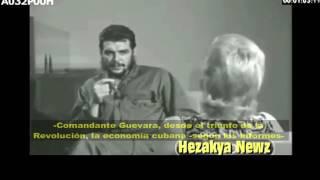 Entrevista en vivo Ernesto Che Guevara