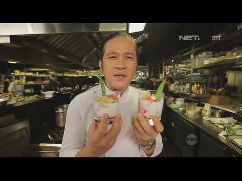 Chef't Table - Kesegaran Es Selendang Mayang