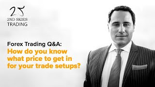 Forex Trading Q&A - How Do You Know What Price To Get In For Y…