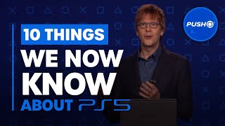10 THINGS WE NOW KNOW ABOUT PS5 | PlayStation 5
