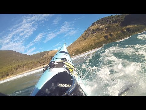 Bass Strait Crossing by Kayak - CHASING THE MIRAGE