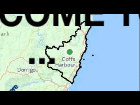 ME & COFFS HARBOUR Australia - Amazing 2018