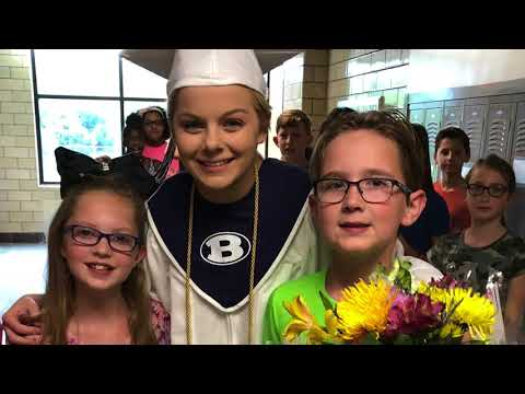 BHS 2018 Graduation Walk