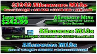 Buy Cheap Alienware M18x With Discount Coupon Code
