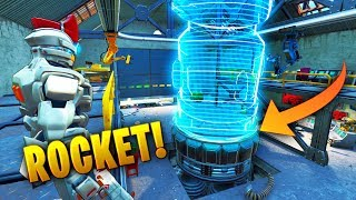 *EVENT* Dusty ROCKET Almost DONE!! - Fortnite Funny WTF Fails and Daily Best Moments Ep.1362