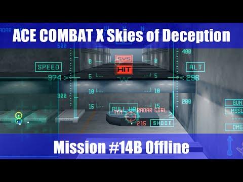 [M:14B] エースコンバットX スカイズ・オブ・デセプション/ACE COMBAT X Skies of Deception