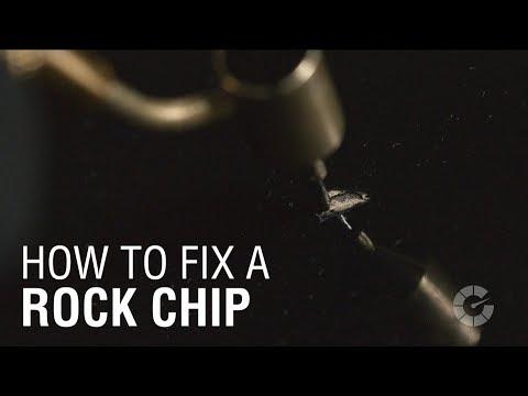 How To Fix a Rock Chip | Autoblog Details