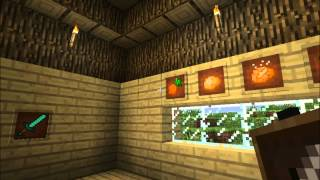 Minecraft Snapshot 12w34a Review (New Food, Item frames, and more!)