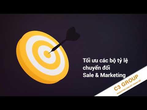 C3 Group - Marketing cam kết doanh số