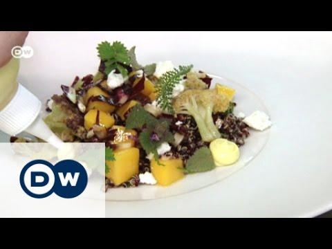Vegetarische Sommerküche Paul Ivic : Quinoa salat aus Österreich euromaxx a la carte youtube