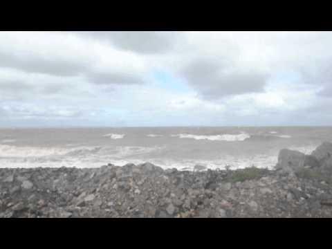 Big Waves near Havre Boucher, Nova Scotia