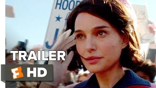 Jackie Official Trailer 1 (2016) - Natalie Portman Movie