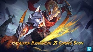 JOIN? 353243 Trying new skin Hayabusha experiment 21 on ranked game. im noob btw