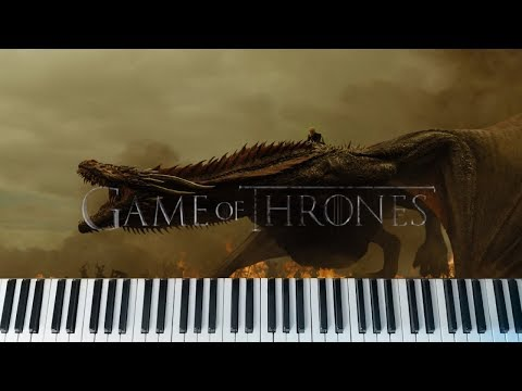 The Spoils of War - Game of Thrones - [Part 1] - Piano ( with piano sheet )