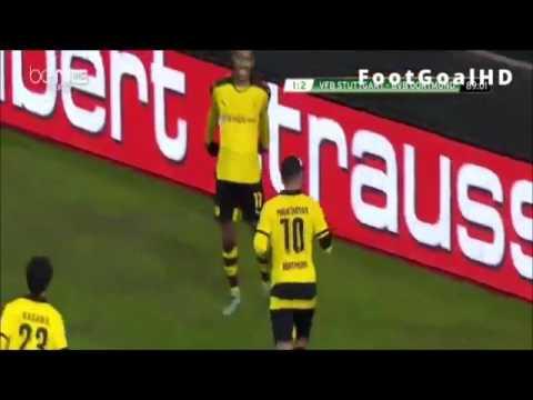 5 best goals!!!By Luka Modric,Marco Reus,Henrikh Mkhitaryan,Jamie Vardy and Jesse Lingard in 2016