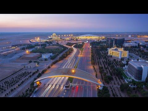 Heydar Aliyev Airport (GYD) [ Timelapse Video ]