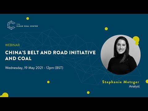 China's Belt and Road Initiative and Coal | IEACCC Webinars