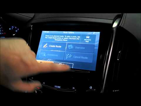 How to add a Factory Integrated Navigation to a 2013 Cadillac ATS