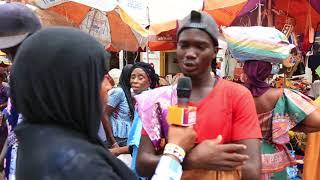Clashes between Traders at the Serekunda Market
