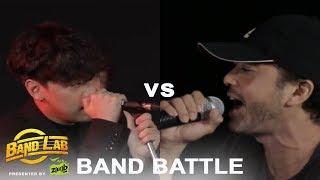 BAND BATTLE - โปรดส่งใครมารักฉันที ( Instinct )   Band Lab VS G Band