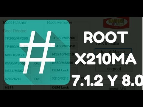 Root + Unlock LG X210MA LG Aristo 2 7 1 2 | 2 Segundos 8 0 Downgrade