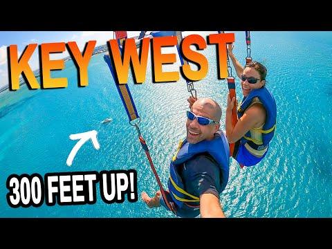 Key West Parasailing Adventure | Key West Florida