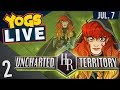 HighRollers D&D: Uncharted Territory - Episode 2 (7th July 2017) AD