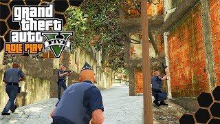 GTA RP #3 - ENTREI PRA POLÍCIA + 1ª OPERAÇÃO NA FAVELA!
