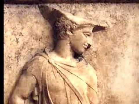 Hermes, Greek Mythology Link - www.maicar.com