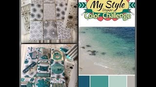 My Style Stamps Color Challenge Share