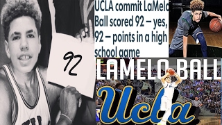 exclusive lamelo ball interview after 92 point game vs los osos