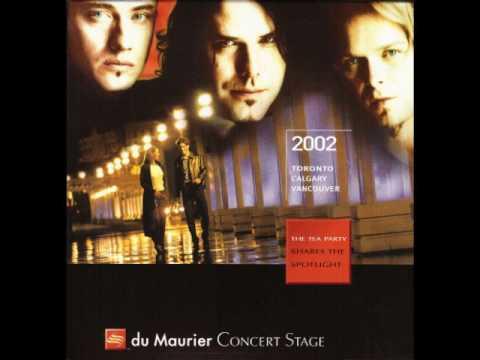 2002-11-15 - Tea Party With Symphony - Bell Centre - Montréal, QC