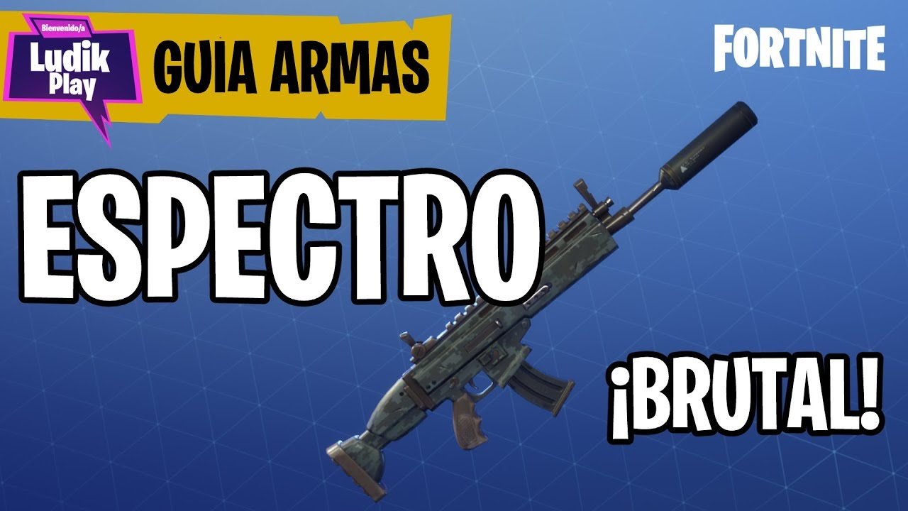 ESPECTRO, MI NUEVA ARMA PREFERIDA | FORTNITE SALVAR EL MUNDO | GUIA ESPAÑOL