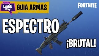 SPECTRE, MY NEW PREFERRED WEAPON ? FORTNITE SAVE THE WORLD SPANISH GUIDE