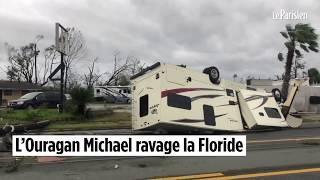 L'ouragan Michael ravage la Floride