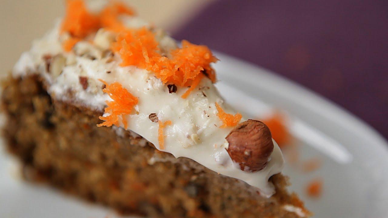 Simple Carrot Cake Recipe Nz