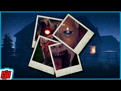 House On The Hill | Burglary Nightmare | Indie Horror Game