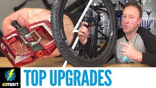 The Best Upgrades For Your E Mountain Bike | EMBN Tips