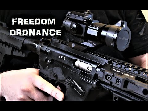 Freedom Ordnance FX9 Pistol Take Down And Clean