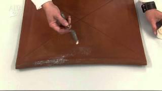 comment réparer griffures chat canapé cuir