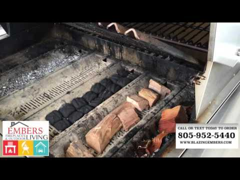 AMG BBQ American Muscle Grill Hybrid Smoker Charcoal Product Review
