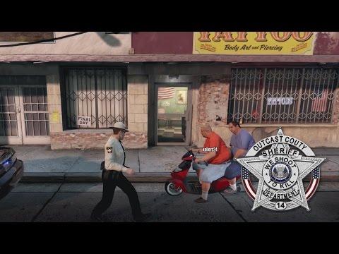 Outcast County: R.I.P. Scooter!