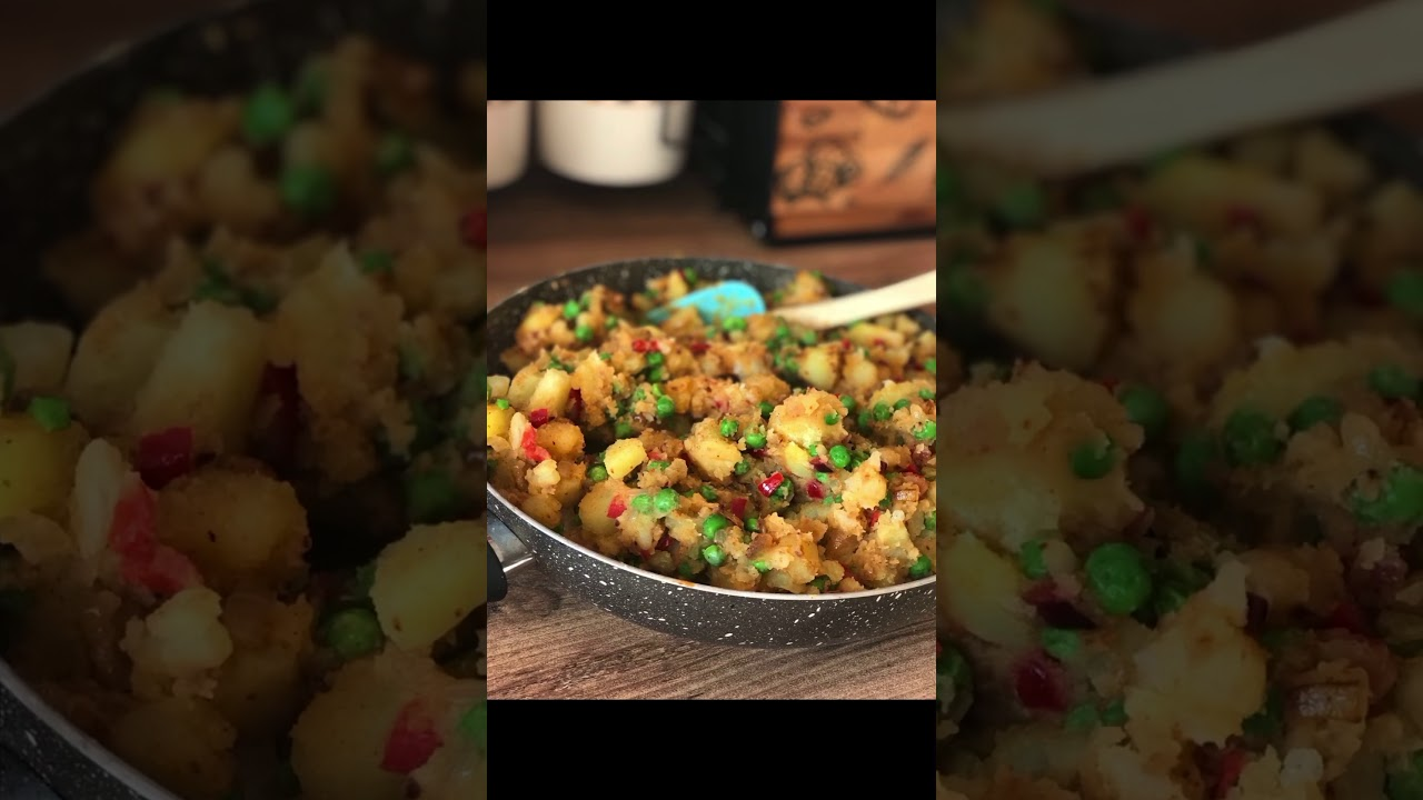 Samosa Tarifi (Hızlı yapılış videosu) – Hint Sokak Yemeği