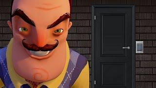COSA C'E' DIETRO LA PORTA? - Hello Neighbor #2