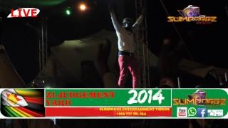 ZI-JUDGEMENT YARD  LIVE AT KALADO SHOW 2014